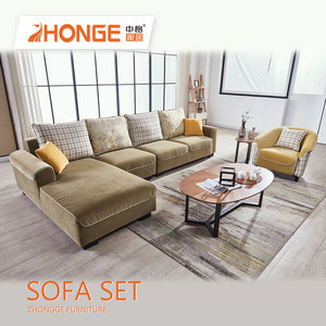 malaysia sectional living room corner sectional fabric sofa set l shape modern sofas furniture designs