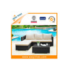 Rattan Outdoor Garden Chaise Sofa Set