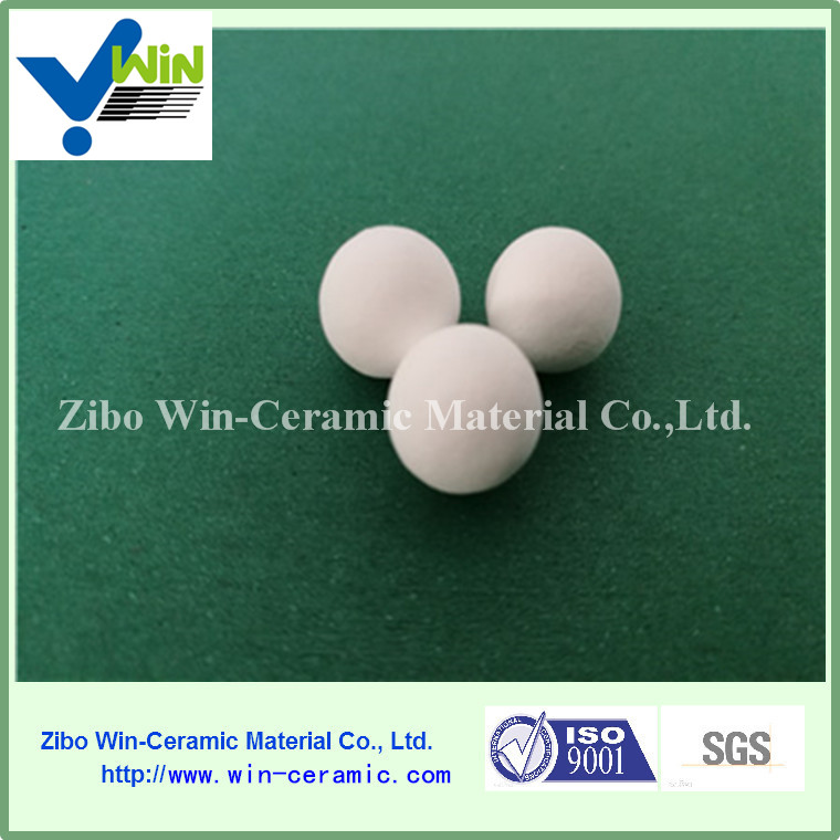 Win-ceramic alumina ceramic/porcelain inert ball