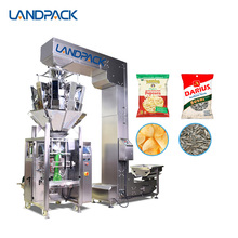 Automatic Nitrogen Small Snack Potato Chips Packing Machine