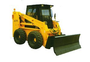 Attachment of JC Series Skid steer Loader :Angle blade.
