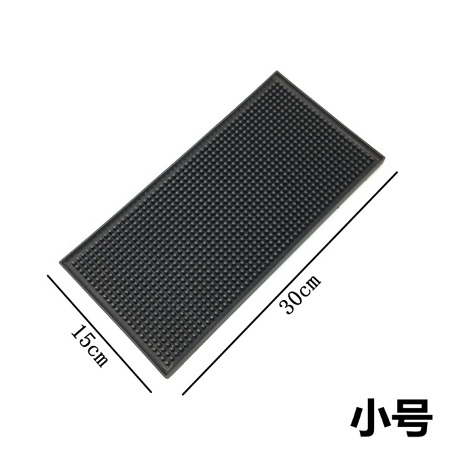 Hot Sale Eco-friendly Bar Runner / Bar Spill Mat / PVC Bar Mat