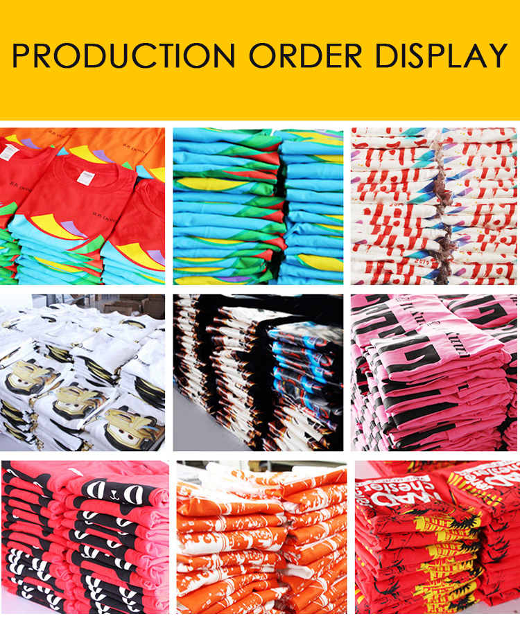 Custom pigment printing very nice printing t-shirt wholesale china clothing