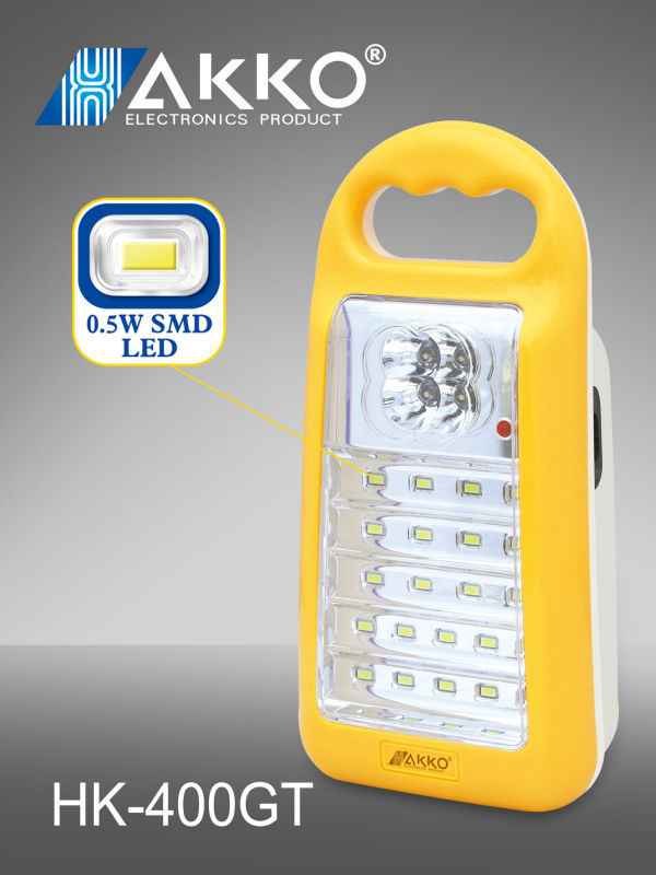 Portable Emergency SMD Led Lamp USB Light