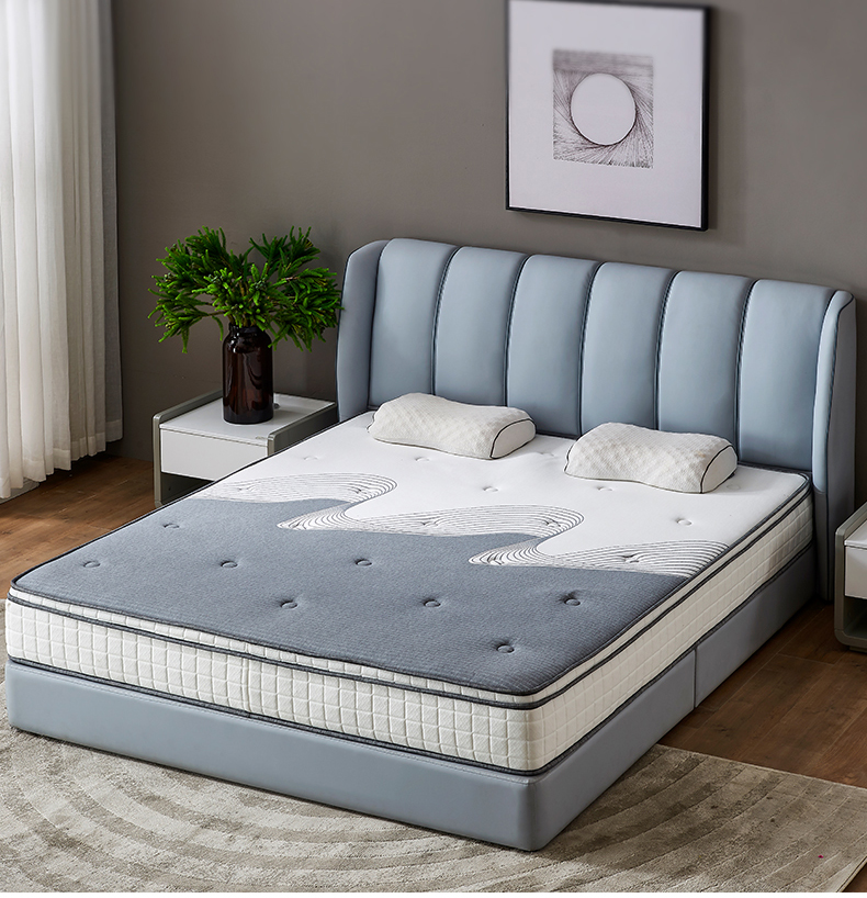 2019 Punk hote sale soft and comfort wholesale used memory foam mattress rolled in a box for sale - Jozy Mattress | Jozy.net
