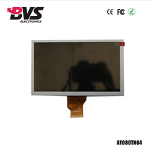 Industrial 8 Inch Ips Lcd Panel AT080TN64
