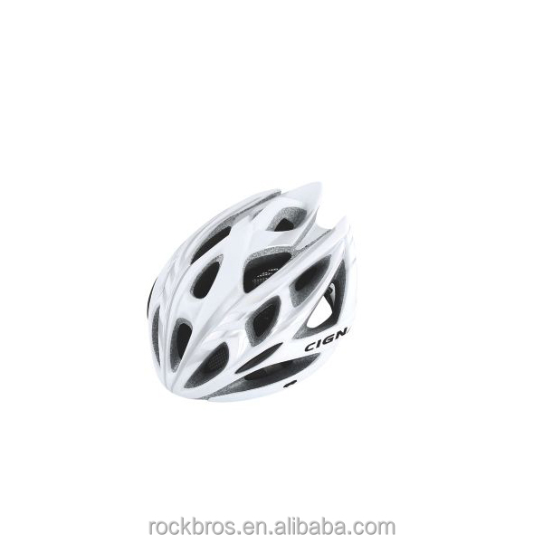 Hot Sale Adults In-mold Carbon Fiber Bike Bicycle Cycling Helmet with Light