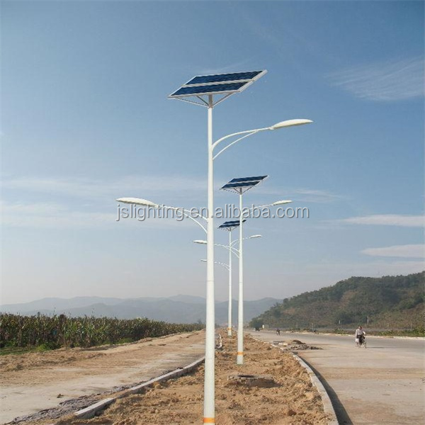 IP65 High Quality 50W Integrated All In One Led Solar Street Light