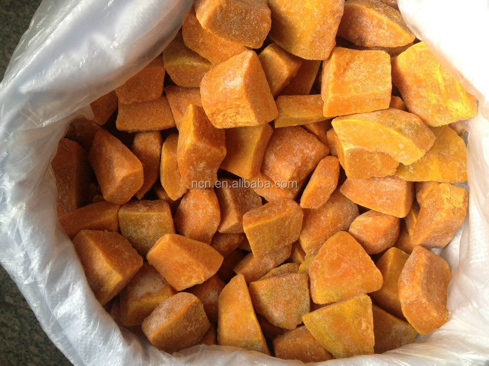 frozen vegetable diced pumpkin