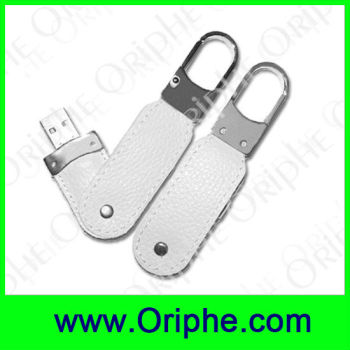 [Super Deal]Leather USB Flash Drive (UDN2790)