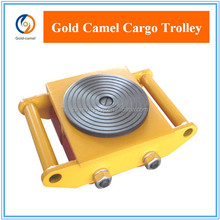 Garage/Warehouse/Supermarket Mobile Cargo Trolley Tool Capacity 8Ton