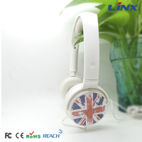 mix-style changing color headphones for promotion