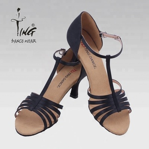women classic latin salsa dance shoes