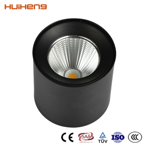 The Newest Ultra Thin COB Gimbal 7W 15W Down Light Downlight LED Down Lamp
