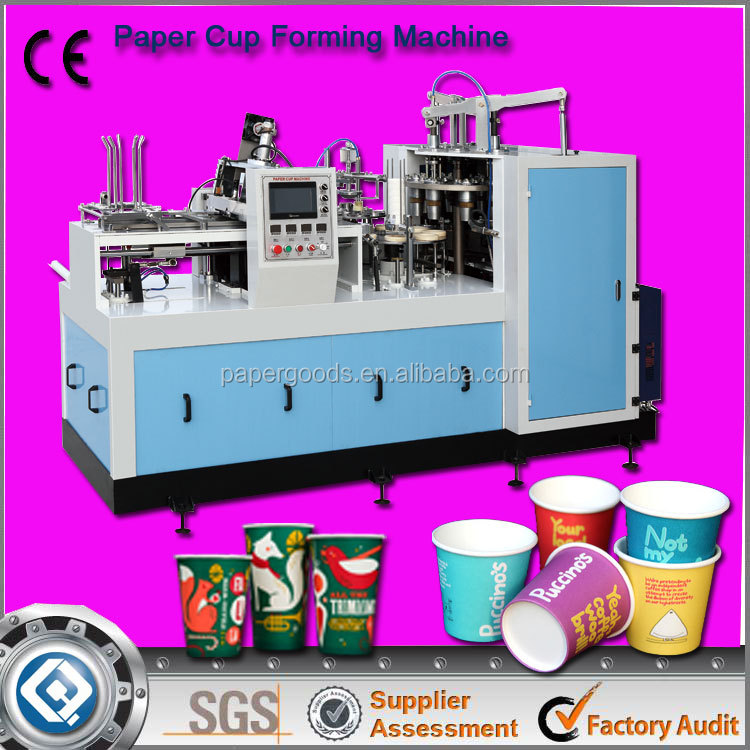 ZBJ-H12 Best Used Durable Jbz A12 Paper Cup Machine