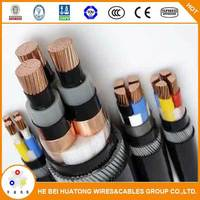 Professional Manufacture low voltage pvc insulated and sheathed power cable
