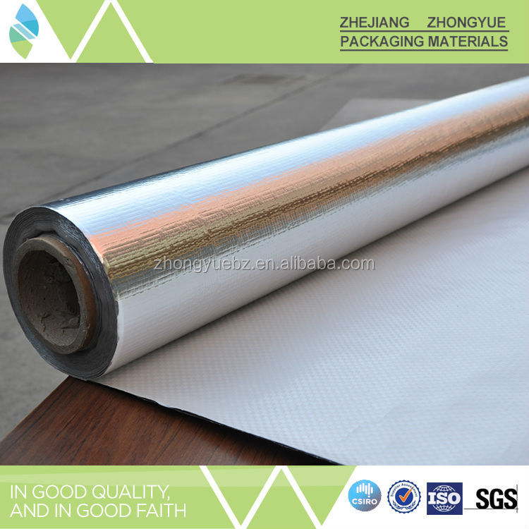Thermal Insulation Material Reflective Bubble Insulation Foil, Thermal Insulation Material