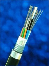 Armoured Duct and Armoured Aerial Optical Cable