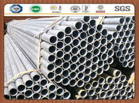 ERW welded cold rolled Q235 rectangular/square/round carbon steel pipe/ tube made in china