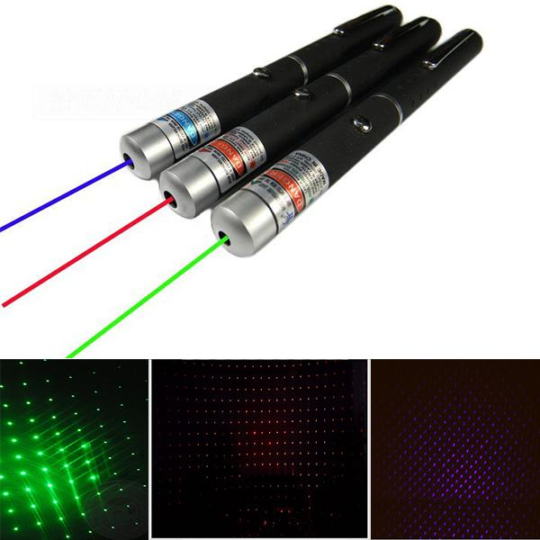 2in1 5mw Green Red Purple Blue Laser Pointer Pointers Starry Star Beam <strong>Point</strong> Pen Pens Stylish Disco Party Stage 532nm 650nm 405n