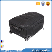 Godspeed newest 1000D waterproof nylon camera backpack camera bags with wheels