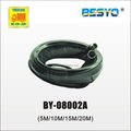 Car monitor 4 PIN extended cable BY-08002A(5M/10M/15M/20M)