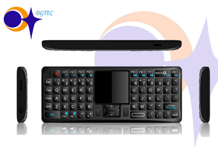 Mini wireless bluetooth keyboard with touchpad- QH-7103