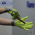 NMSAFETY TPR mechanical cut resistant safety glove