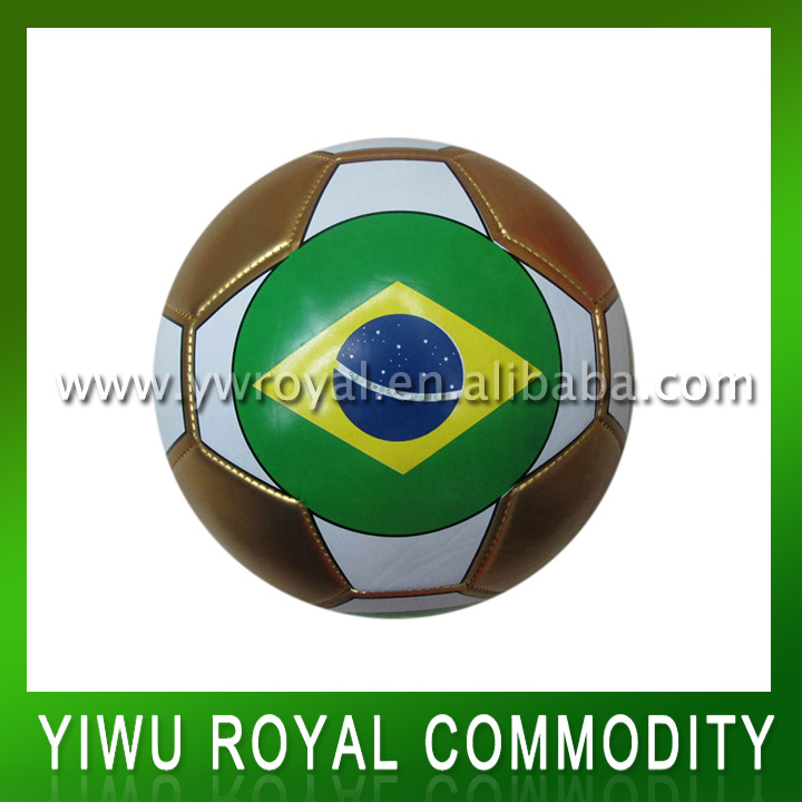 Promotion Brazil World Cup Chidren Mini Soccer Ball