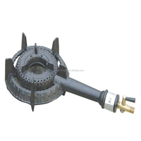 OEM made kitchen appliances gas burners cast iron gas cast iron burner with 5 years experiences