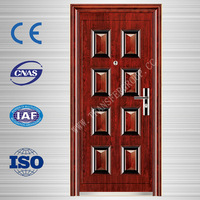 Luxury french door steel security exterior door CF-S1108