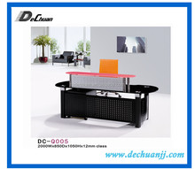 Cheap Office Furniture Front Desk Reception Counter For Salon