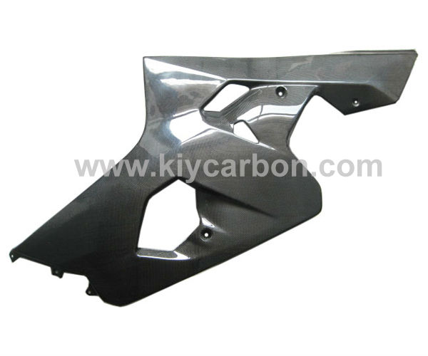 Carbon side panel motorcycle part for Suzuki GSXR 600/750