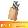 Stainless Steel Kitchen Knife Block 5PC For Home Cooking tools