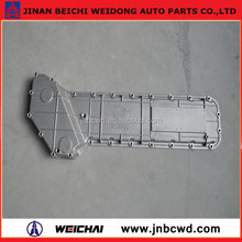 Weichai engine parts Oil Cooler Cover, truck Oil Cooler Cover
