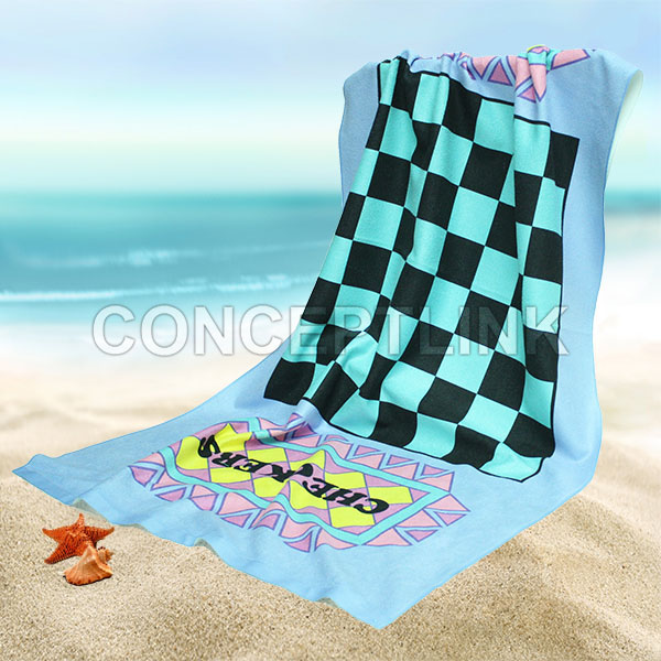 High quality Cheap Price Microfiber towel oren sport