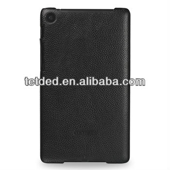 TETDED Premium Leather Case for Google Nexus 7 FHD 2013-- Caen (LC : Black)
