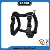 Heavy Duty Strong Adjustable Nylon Non Pull Dog Harness