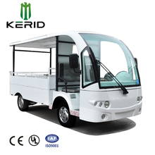 High End Customized Utility Cheap Price 2 Seats Electric Cargo Van With 1.5 Tons Payload Model V14