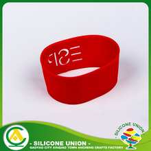 Eco-Friendly insulation silicone rubber cup sleeve