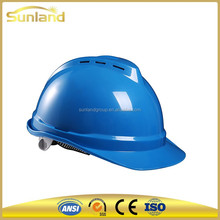 Safety helmet durable use factory men supply plastic hats