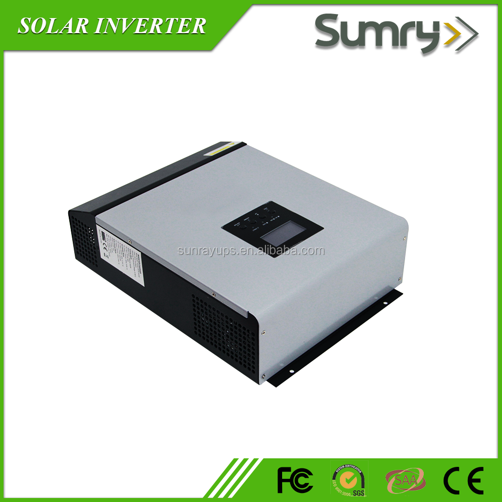 Alibaba Trade Assurance Golden Products Selling Solar Inverter 4000W Solar Power Lighting System For Home