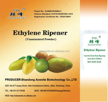 Banana and Mango Ethylene Ripener FOR INDIA MARKET