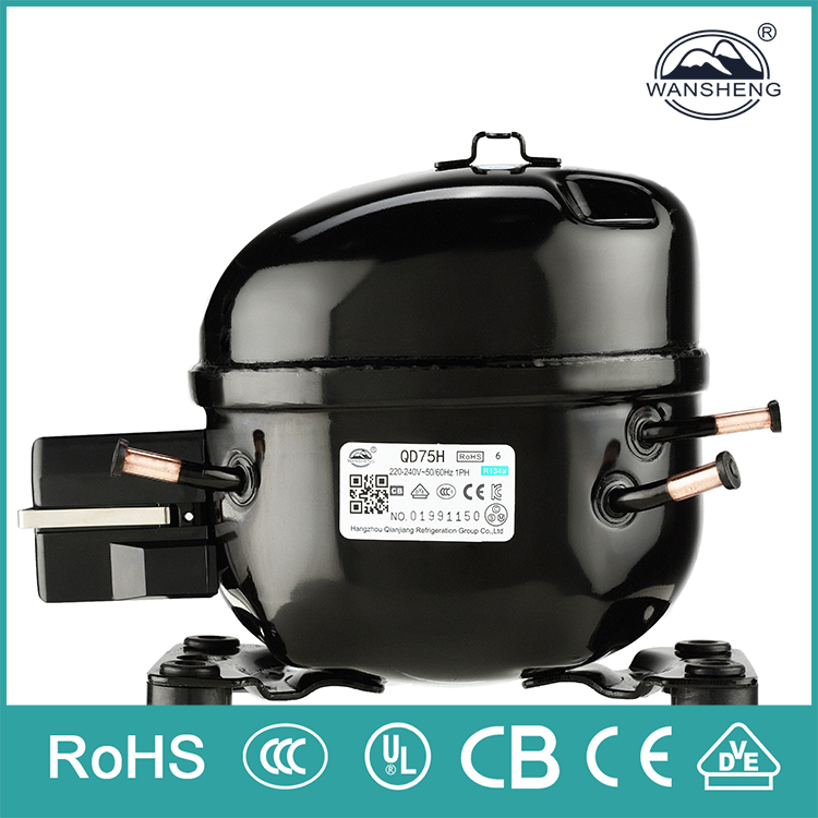 Ammonia Screw Open Type Refrigeration Compressor