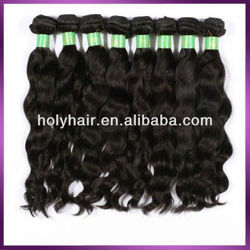 New products for woman virgin peruvian loose wave hair wholesale hair weft sealer 100 brazililan human hair