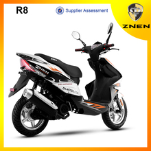 ZNEN MOTOR-- R8 Patent gas Scooter 125CC with eec certification nice design hot sell