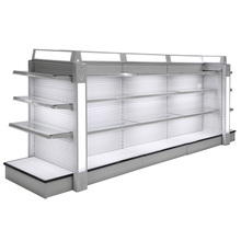 Designer cosmetic shelf/shelving rack for store displays used