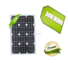 high quality solar panel 30w price manufacturers in gujarat