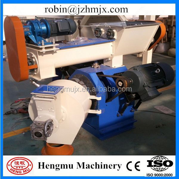 Sweden pellet bearing and Germany electric motor wood pellet mill with high capacity gearbox