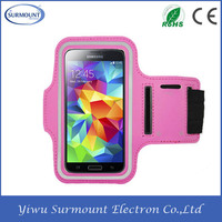 Tops Sport Armband Mobile Phone PVC Armband for Smartphone